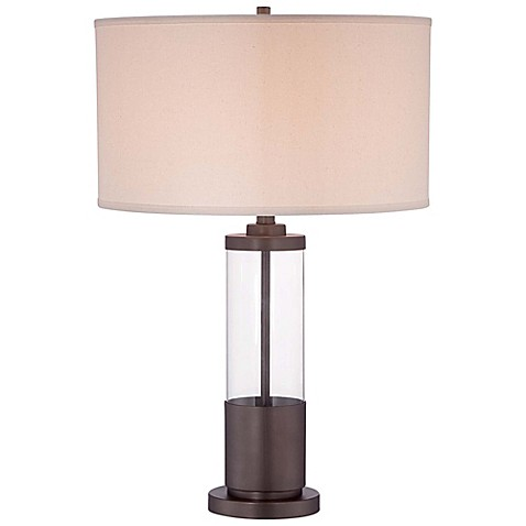 image of Minka-Lavery® Ambience® 2-Light Table Lamp