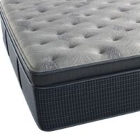 Beautyrest® Silver™ Westlake Shores Plush Pillow Top Twin Mattress