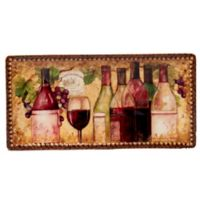 Certified International Gilded Wine Bread Tray