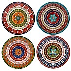 Certified International Monterrey Dinner Plates (Set of 4)