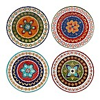 Certified International Monterrey Dessert Plates (Set of 4)