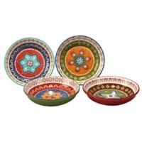 Certified International Monterrey 9.25-Inch Bowls (Set of 4)