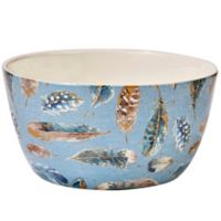 Certified International Indigold Deep Bowl in Blue