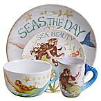 Certified International Sea Beauty by Susan Winget Dinnerware Collection