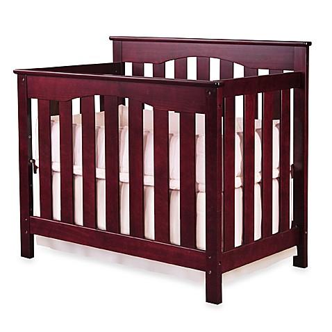 Nursery Smart 174 Ethan Convertible Mini Crib Amp Conversion