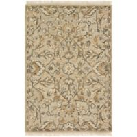 Magnolia Home by Joanna Gaines Hanover 2-Foot 3-Inch x 3-Foot 9-Inch Accent Rug in Neutral