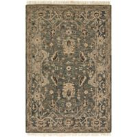 Magnolia Home by Joanna Gaines Hanover 9-Foot 3-Inch x 13-Foot Area Rug in Slate