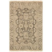 Magnolia Home by Joanna Gaines Hanover 3-Foot 6-Inch x 5-Foot 6-Inch Area Rug in Granite