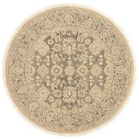 Magnolia Home by Joanna Gaines Hanover 7-Foot 9-Inch Round Area Rug in Granite