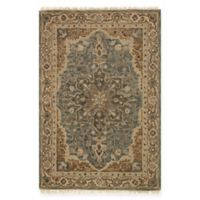 Magnolia Home by Joanna Gaines Hanover 5-Foot x 7-Foot 6-Inch Area Rug in Slate/Beige