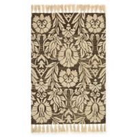 Magnolia Home by Joanna Gaines Jozie Day 5-Foot x 7-Foot 6-Inch Area Rug in Charcoal