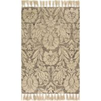 Magnolia Home by Joanna Gaines Jozie Day 7-Foot 9-Inch x 9-Foot 9-Inch Area Rug in Silver