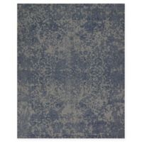 Magnolia Home By Joanna Gaines Lily Park 5-Foot x 7-Foot 6-Inch Area Rug in Blue