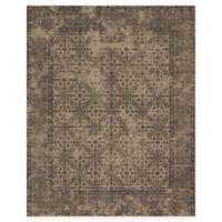 Magnolia Home By Joanna Gaines Lily Park 5-Foot x 7-Foot 6-Inch Area Rug in Beige