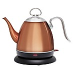 Chantal® Mia 32 oz. Electric Water Kettle in Copper