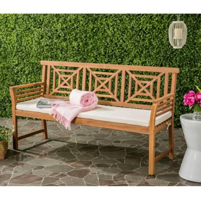 Buy Outdoor Wood Seats from Bed Bath & Beyond
