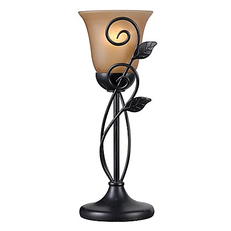 Kenroy home arbor torchiere table lamp in oil rubbed bronze with kenroy home arbor torchiere table lamp in oil rubbed bronze with glass shade aloadofball Gallery