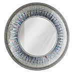 Jewelled Mosaic Wall Mirror