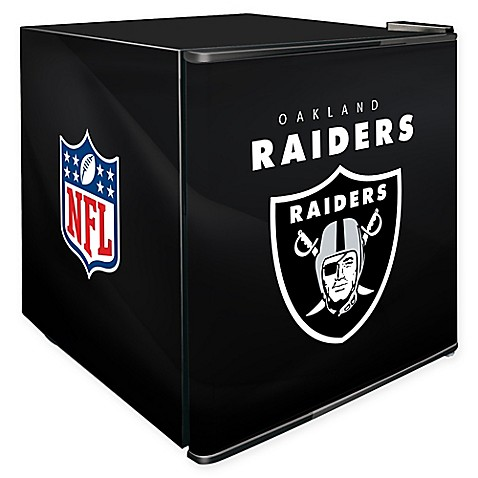 Nfl Oakland Raiders Model Sdh02 Sd Oak Refrigerated