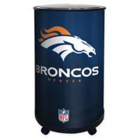 NFL Denver Broncos 18 qt. Ice Barrel Cooler