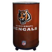 NFL Cincinnati Bengals 18 qt. Ice Barrel Cooler