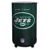 NFL New York Jets 18 qt. Ice Barrel Cooler