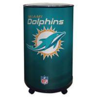 NFL Miami Dolphins 18 qt. Ice Barrel Cooler