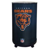 NFL Chicago Bears 18 qt. Ice Barrel Cooler
