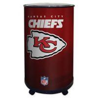 NFL Kansas City Chiefs 18 qt. Ice Barrel Cooler
