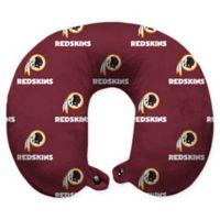 NFL Washington Redskins Polyester U-Shaped Neck Travel Pillow