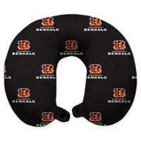 NFL Cincinnati Bengals Polyester U-Shaped Neck Travel Pillow