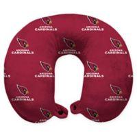 NFL Arizona Cardinals Polyester U-Shaped Neck Travel Pillow