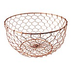 Thirstystone® Wire Basket in Copper