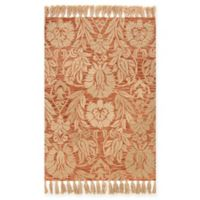 Magnolia Home by Joanna Gaines Jozie Day 5-Foot x 7-Foot 6-Inch Area Rug in Persimmon