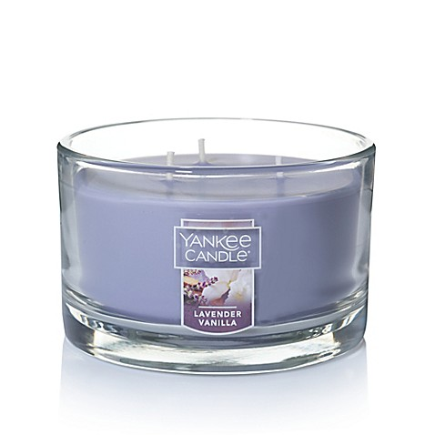 Yankee Candle 174 Lavender Vanilla 3 Wick Candle Bed Bath