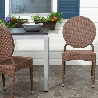Buy Outdoor Stackable Chair from Bed Bath & Beyond
