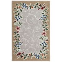 Brumlow Mills® Sevilla 1-Foot 8-Inch x 2-Foot 10-Inch Accent Rug in Heather