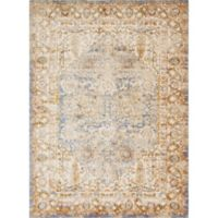 Magnolia Home by Joanna Gaines Trinity 2-Foot 8-Inch x 10-Foot 6-Inch Runner in Blue