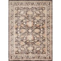 Magnolia Home by Joanna Gaines Trinity 13-Foot x 18-Foot Area Rug in Mocha