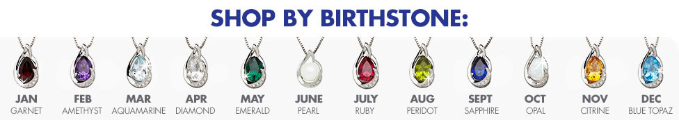 Shop by Birthstone