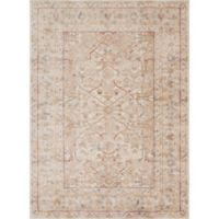 Magnolia Home by Joanna Gaines Trinity Border 13-Foot x 18-Foot Area Rug in Sand