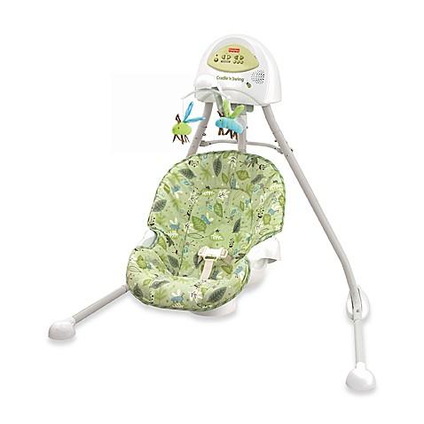 Fisher Price 174 Scatterbug 2 In 1 Cradle N Swing Buybuy Baby