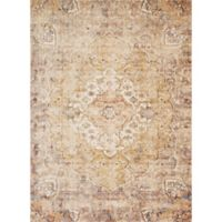 Magnolia Home by Joanna Gaines Trinity 3-Foot 7-Inch x 5-Foot 7-Inch Area Rug in Ivory/Sand