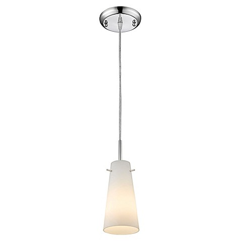 Monika 1 Light Mini Pendant Collection Bed Bath Beyond