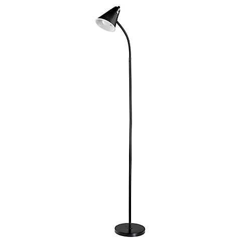 Globe Electric Led For Life 1 Light Led Floor Lamp In