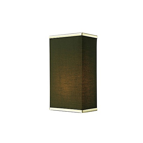 Rania 1-Light Wall Sconce in Brushed Nickel - Bed Bath & Beyond