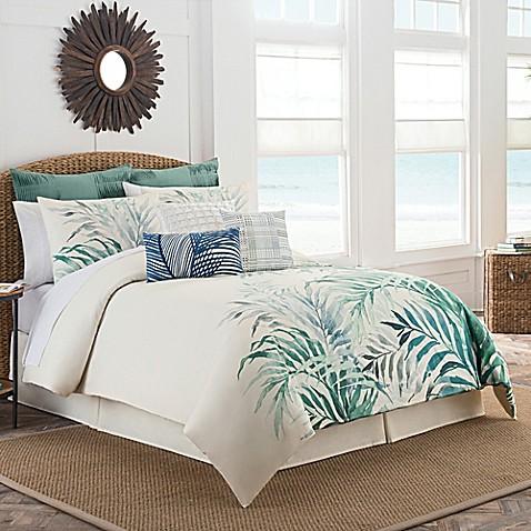 Coastal Life Havana Comforter Set Bed Bath Amp Beyond