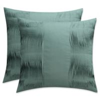 Coastal Life Havana European Pillow Sham in Green