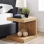 Modway Gallivant Nightstand in Natural