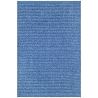 Handwoven Cotton 2-Foot x 3-Foot Accent Rug in Blue